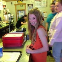 Photo taken at Connors Hot Dog Stand by Kathleen C. on 4/12/2014