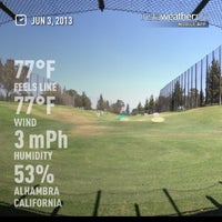 Photo taken at Alhambra Golf Course by John L. on 6/3/2013