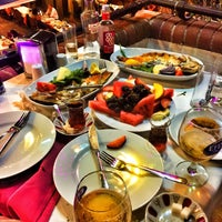 Photo taken at Kaplan dağ restorant by SAMET S. on 6/24/2017