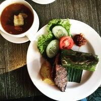 Photo taken at Kafe Betawi by Robert Adhi K. on 7/19/2016