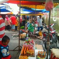 Photo taken at Pasar Pasir Mas by Aznan A. on 12/19/2012