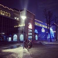 Снимок сделан в ТЦ «Замок» пользователем Mitya S. 1/2/2013