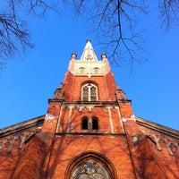Снимок сделан в Англиканская церковь Святого Искупителя пользователем Natalija Š. 2/24/2013