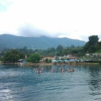 Photo taken at Danau Toba by RajaSyah O. on 12/9/2012