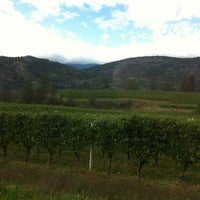 Photo taken at Blue Mountain Winery by Mia H. on 9/29/2013