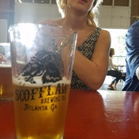 Photo taken at Scofflaw Brewing Co. by Amy-Marie S. on 7/7/2017