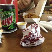 Photo taken at Barney's Burger by Minette L. on 3/27/2014