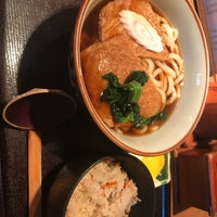 Foto tomada en 手打ちうどん ごんべえ por O T. el 11/21/2017