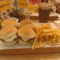 Photo taken at Timboo Cafe by ♡Pınar on 3/23/2013