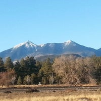 Photo taken at Flagstaff, AZ by Robert G. on 12/29/2013