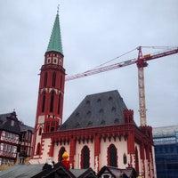 Photo taken at Alte Nikolaikirche by Marc G. on 11/22/2014