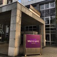 Das Foto wurde bei Mercure Hotel Bochum City von Marc G. am 2/12/2017 aufgenommen