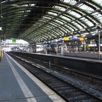 Photo taken at Berlin Ostbahnhof by Marc G. on 7/27/2013