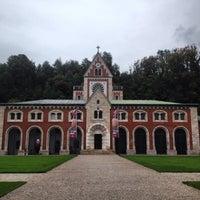 Photo taken at Alte Saline by Marc G. on 9/2/2014