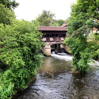 Photo taken at Auguststadt by Marc G. on 6/21/2014
