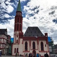 Photo taken at Alte Nikolaikirche by Marc G. on 9/4/2015