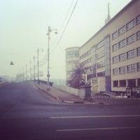 Photo taken at МГУДТ (Московский государственный университет дизайна и технологий) by Настя Б. on 2/16/2013