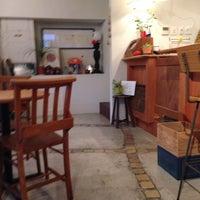Photo taken at Cafe Qsmet by Ken S. on 9/9/2014