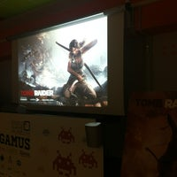 Photo taken at VIGAMUS - The Videogame Museum of Rome by Daniela A. on 3/9/2013