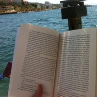 Photo taken at Palm beach by Deniz on 6/20/2013