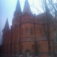 Photo taken at kvissentali by Ekaterina Y. on 3/3/2014