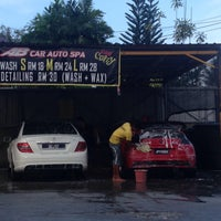 Photo taken at AB Car Auto Spa by Aqem A. on 5/27/2015