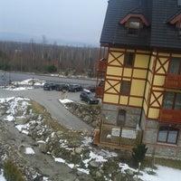 Photo taken at Kukucka Mountain Hotel by Petra V. on 2/21/2014