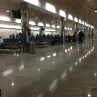 Photo taken at Aeropuerto de Santander - Seve Ballesteros by Luis Carlos C. on 2/10/2013