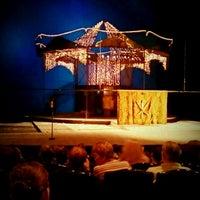 Photo taken at Театр-Театр by Anna F. on 2/26/2013