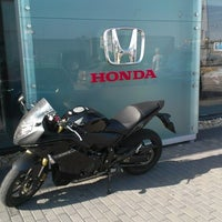 Photo taken at Motor-Car Honda by Marek K. on 8/7/2013