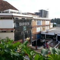 Photo taken at Garden City Centre by Rakesh T. on 10/27/2013