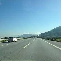 Photo taken at Izmir - Aydin Motorway by Mehmet Y. on 1/13/2013
