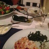 Photo taken at Karina Balık Restaurant by Elcin 🎶🎶 on 6/28/2013