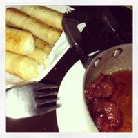 Photo taken at Aztek Restaurant by Elcin 🎶🎶 on 4/9/2013