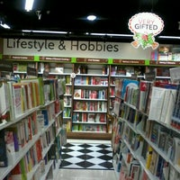Photo taken at Asia Books by Rutha D. on 12/23/2012