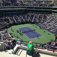 photo taken at indian wells tennis garden by guilherme b on 312 - Indian Wells Tennis Garden