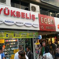 Photo taken at Yükseliş Karşıyaka by Erol B. on 3/30/2013