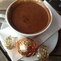 12/28/2012 tarihinde Kelebek aysziyaretçi tarafından Kahve Dünyası'de çekilen fotoğraf