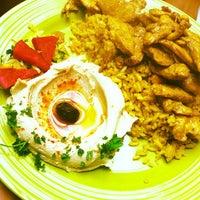 Photo taken at Mazah Mediterranean Eatery by Mazah Mediterranean Eatery on 5/26/2013