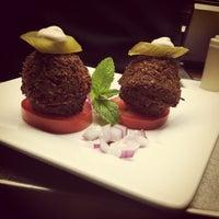 Photo taken at Mazah Mediterranean Eatery by Mazah Mediterranean Eatery on 6/5/2013
