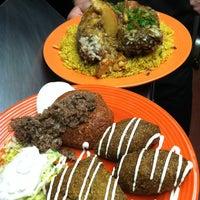 Photo taken at Mazah Mediterranean Eatery by Mazah Mediterranean Eatery on 6/3/2013