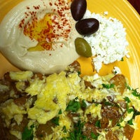 Photo taken at Mazah Mediterranean Eatery by Mazah Mediterranean Eatery on 6/23/2013
