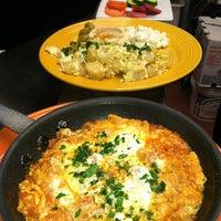 Photo taken at Mazah Mediterranean Eatery by Mazah Mediterranean Eatery on 7/6/2013
