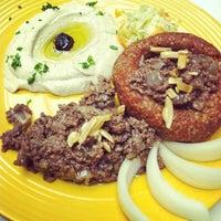 Photo taken at Mazah Mediterranean Eatery by Mazah Mediterranean Eatery on 6/4/2013