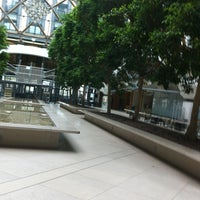 Photo taken at Portcullis House by Michelle W. on 5/18/2013