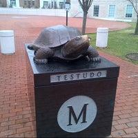Photo taken at University of Maryland by Evgueni E. on 12/8/2012