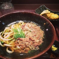 Photo taken at Marugame Monzo by The Minty .. on 4/18/2013