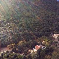 Photo taken at Citadelle de Corte by Marina on 10/16/2014