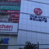 Photo taken at Mantri Square by Nehal P. on 1/21/2013
