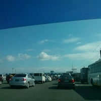 Photo taken at NLEX Bocaue Toll Plaza by Miguel P. on 10/28/2013